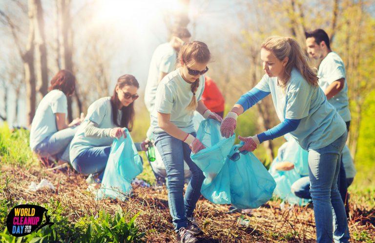 World Clean Up Day : mobilisons-nous pour la planète