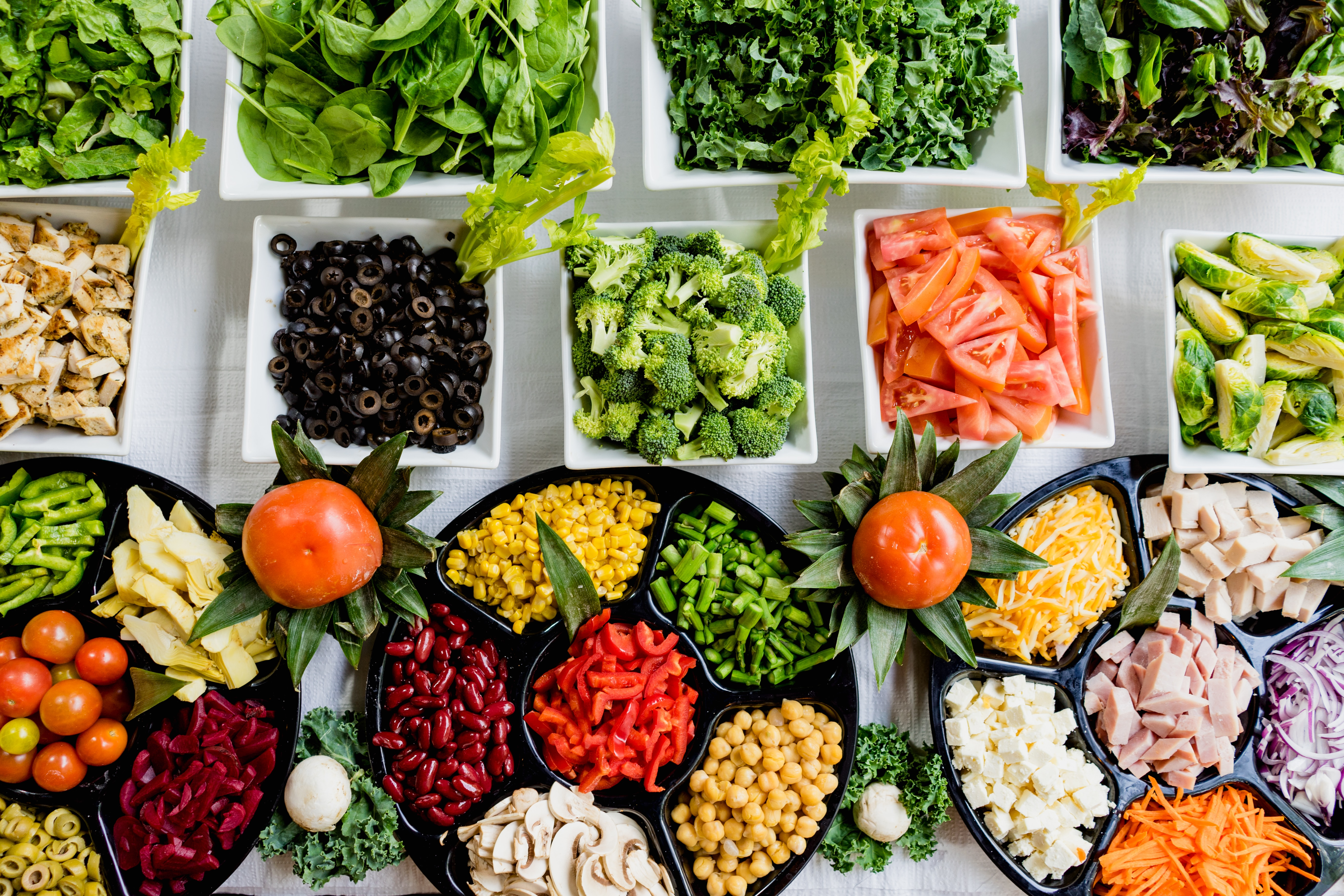 Les aliments healthy du quotidien