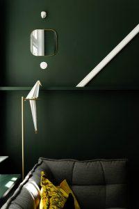 tendance décoration vert