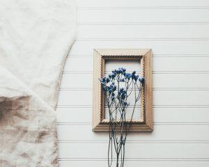 Tendances fleurs séchées décoration