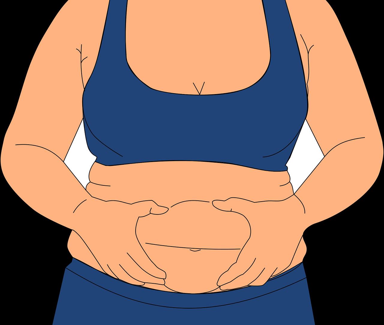 Graisse abdominale : toutes les astuces pour l'éliminer