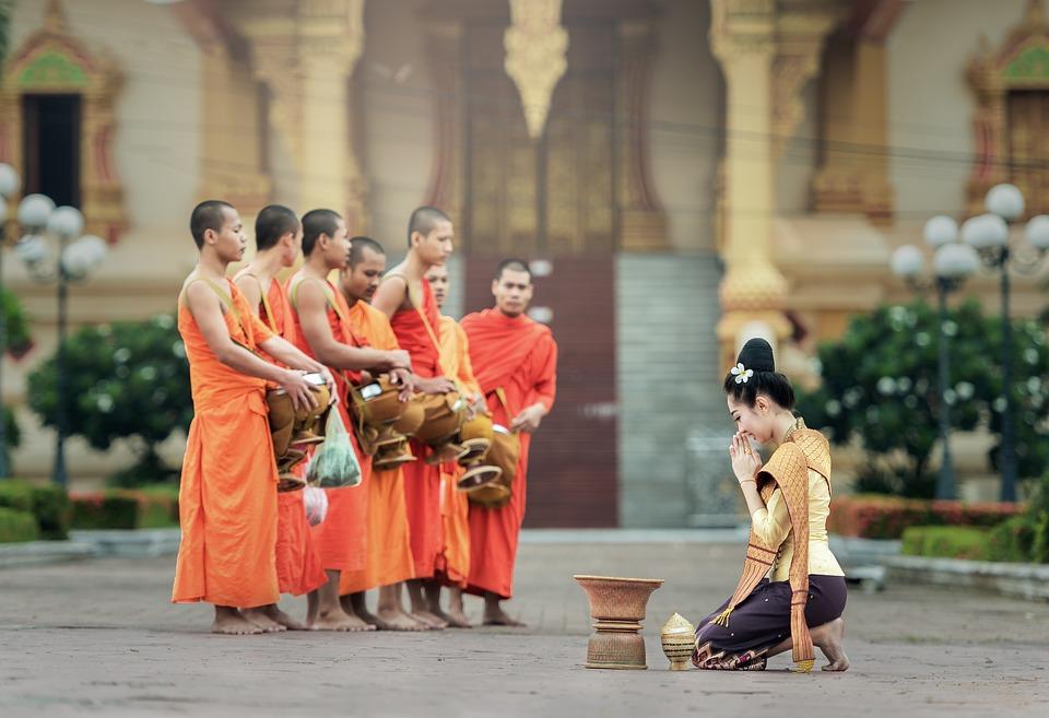 Zoom sur les croyances et la religion des Cambodgiens
