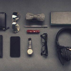 Top 5 des accessoires pour hommes