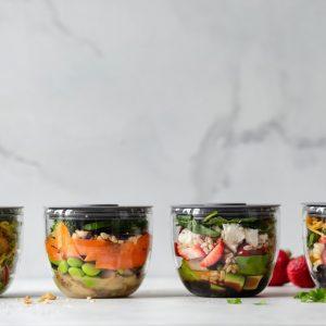 Adopter le «meal prep» et préparer ses repas à l'avance