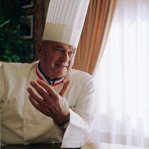 Paul Bocuse : tout sur le célèbre chef français
